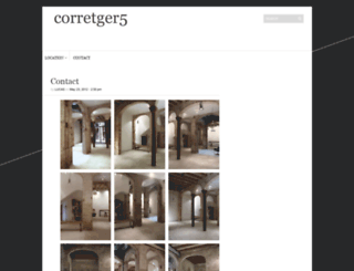 corretger5.com screenshot