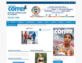 corricolari.eu screenshot