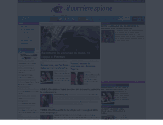 corrierespione.it screenshot