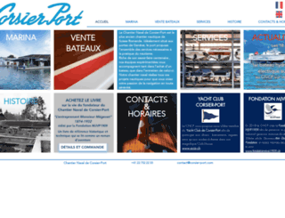 corsier-port.com screenshot