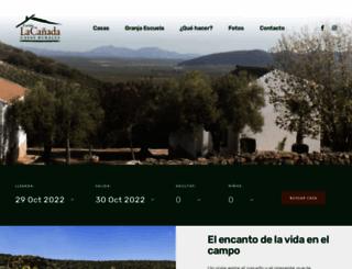 cortijoandaluz.net screenshot