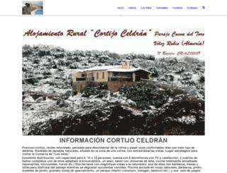 cortijoceldran.com screenshot