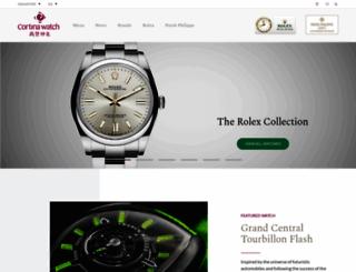 cortinawatch.com screenshot