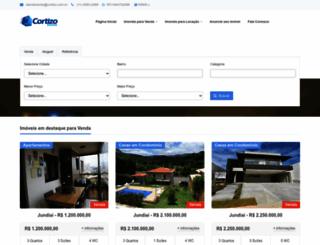 cortizo.com.br screenshot
