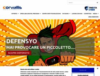 corvallis.it screenshot