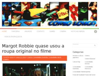 corvolouco.com.br screenshot