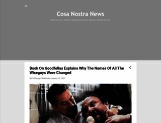 cosanostranews.com screenshot