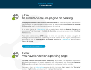 cositasfrikis.com screenshot
