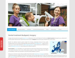 cosmetic-dentistry-abroad.com screenshot