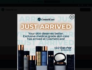 cosmeticare.com screenshot