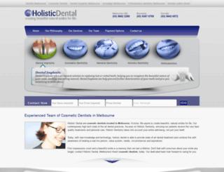 cosmeticdentistmelbourne.com.au screenshot