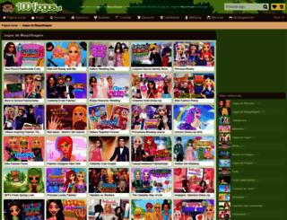 cosmetico.1001jogos.pt screenshot