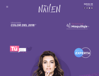 cosmeticosnailen.com screenshot