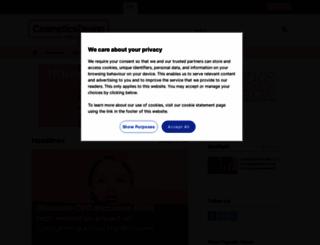 cosmeticsdesign.com screenshot