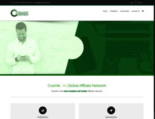 cosmik-ltd.com screenshot