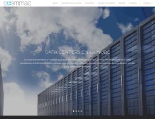 cosmmac.com screenshot