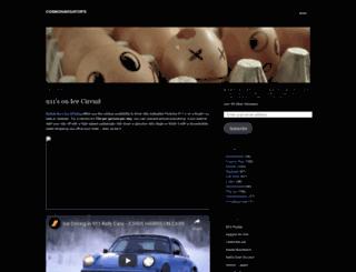 cosmonavigator.wordpress.com screenshot