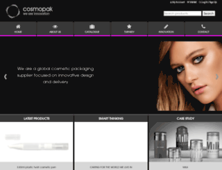 cosmopak.com screenshot
