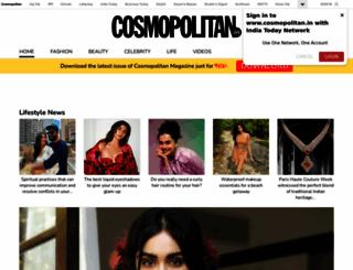cosmopolitan.in screenshot