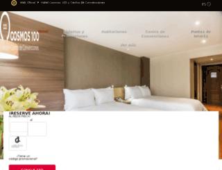 cosmos100.com screenshot