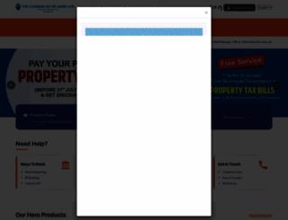 cosmosbank.com screenshot