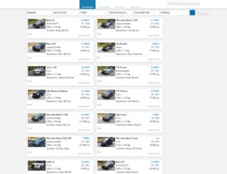 cosmowheels.gr screenshot