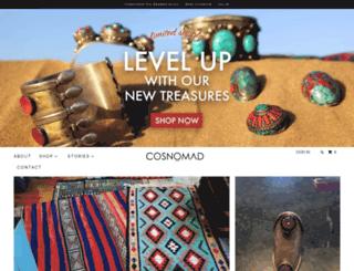 cosnomad.com screenshot