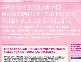 cosquillitasenlapanza2011.blogspot.com.ar screenshot