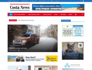 costablanca-news.com screenshot