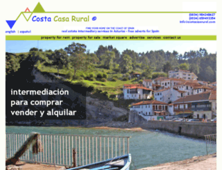costacasarural.com screenshot