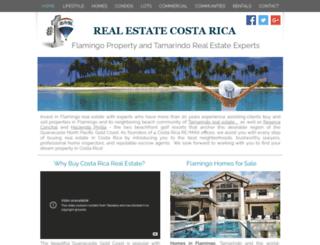 costaricaoceanheights.com screenshot