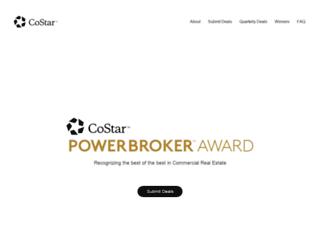 costarpowerbrokers.com screenshot