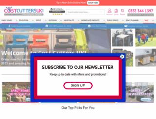 costcuttersuk.com screenshot