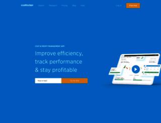 costlocker.com screenshot