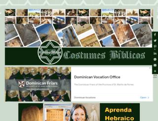 costumesbiblicos.com screenshot