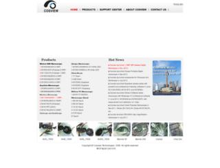 cosview.com screenshot