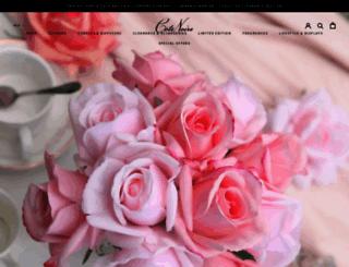 cotenoire.com.au screenshot