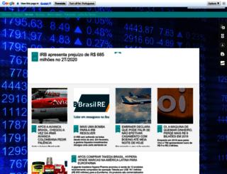 cotidianoeconomico.blogspot.com.br screenshot