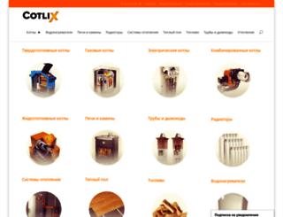 cotlix.com screenshot