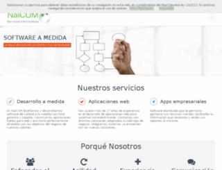 cotos.portalpesca.com screenshot