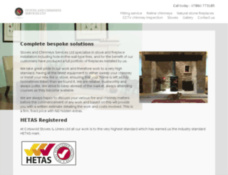 cotswoldstoves.com screenshot