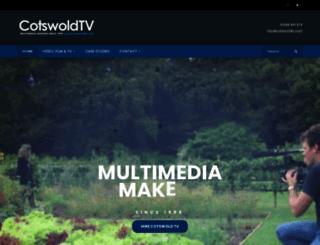 cotswoldtv.com screenshot