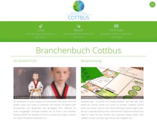 cottbus-links.de screenshot