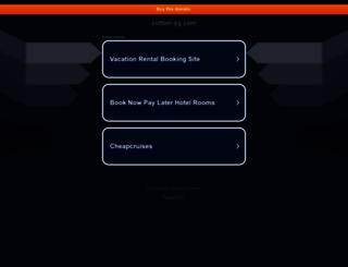 cotton-yg.com screenshot