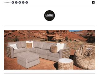 couchlife.lovesac.com screenshot