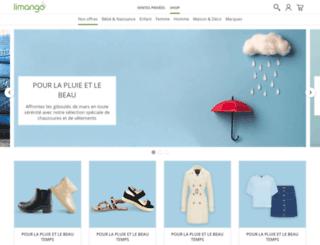couffin-prive.com screenshot