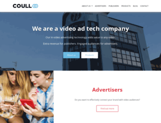 coull.com screenshot