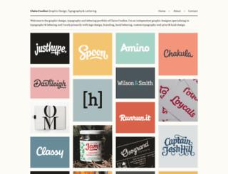 coullon.com screenshot