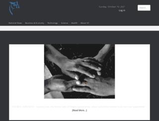 councilchronicle.com screenshot