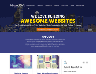 councilsoft.com screenshot